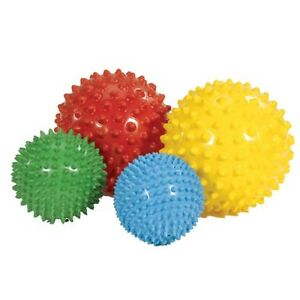 Sensory-Massage-Ball-Spikey-Autism-Therapy-Special-Need-Needs-Touch-Grip-Skin