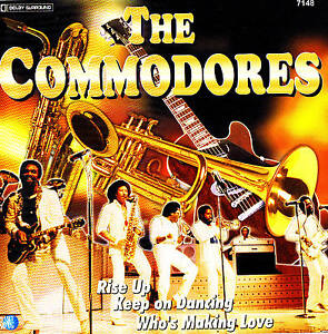 THE-COMMODORES-034-Rise-Up-and-more-034-TOP-ALBUM-CD-NEU-amp-OVP-Planet-2002
