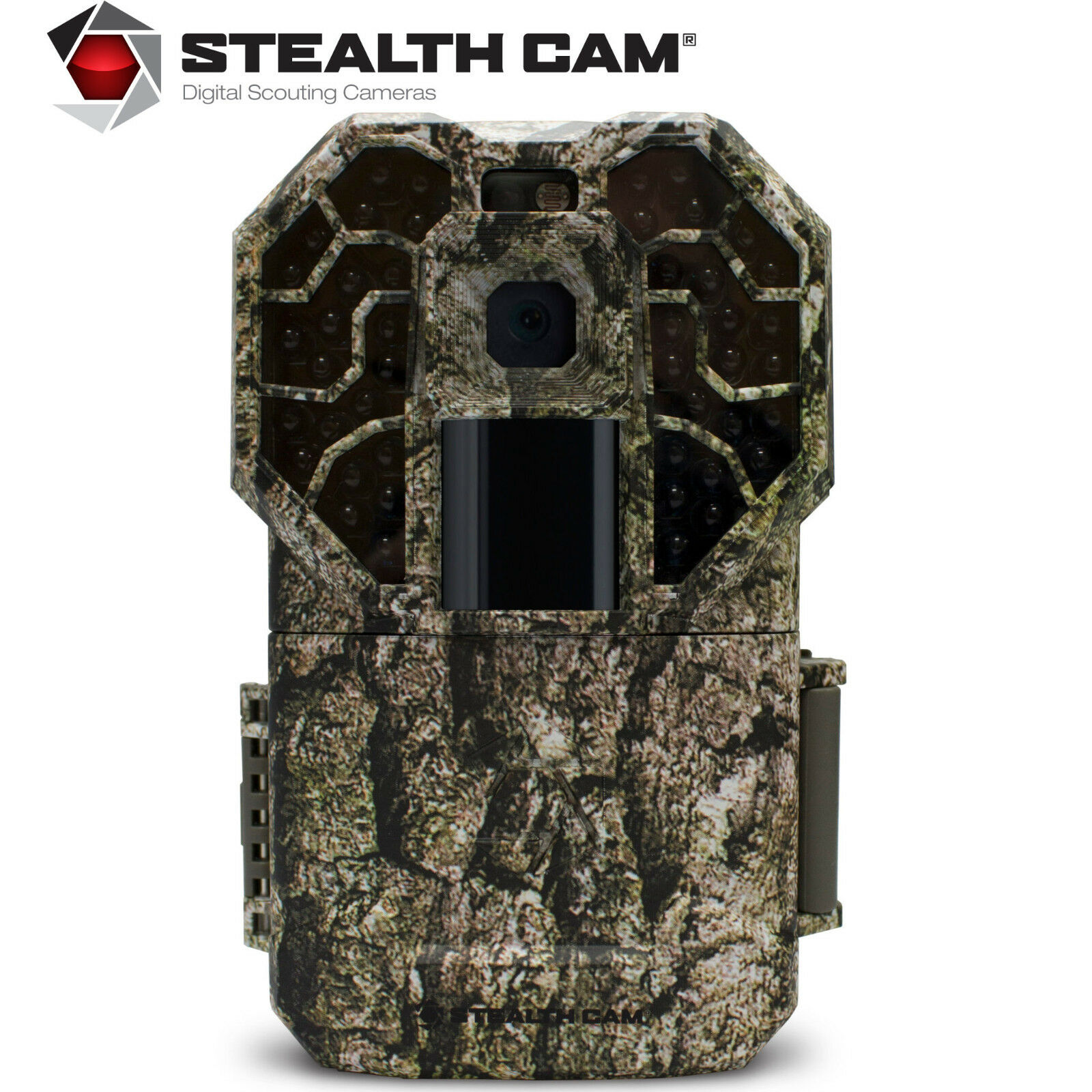 Stealth Cam G45NGX Pro Triad 22MP HD Scouting Game Trail Camera Cam Moss Camo
