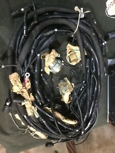 details about military truck complete nos front wiring harness m35a2 w 60 amp system u s made gm wiring harness m35a2 wiring harness #6