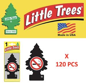 La Fourniture Aucune Fumée Désodorisant Little Trees Arbre 17037 U1p-17037 Made In Usa 120 Pieces-afficher Le Titre D'origine RéTréCissable