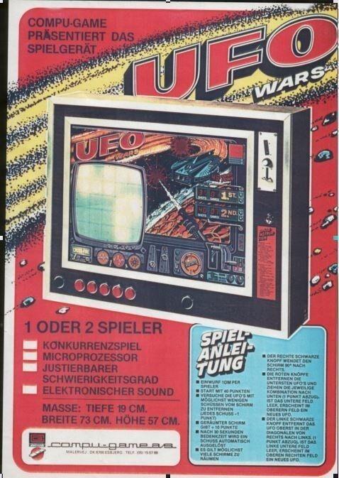 Søger følgende væghængte modeller fra Compugame...