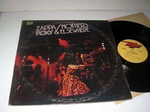 Zappa Mothers Roxy Amp Elsewhere Discreet 2ds 2202 2lp Ebay