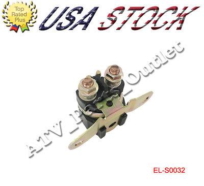 Starter Relay Solenoid Suzuki LTF300 LT-F300 KING QUAD 1999-2002 LT-F230 1986