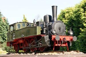 Modèle 07/17 - Locomotive à vapeur Tender Freight T9.1