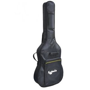 FULL-SIZE-PADDED-PROTECTIVE-CLASSICAL-ACOUSTIC-GUITAR-BAG-CARRY-BACK-CASE-BLACK