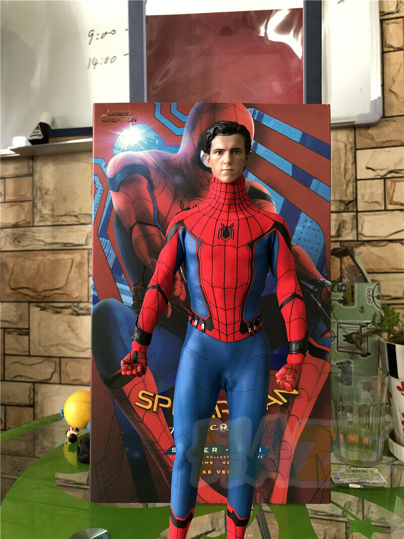 Spider-Man  Homecoming 1 6 Action  Figure Collection Deluxe Ver. Toy Cool Gift  nous fournissons le meilleur