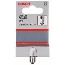 BOSCH Genuine 18V LAVORO TORCIA LAMPADINA PER HITACHI UB18D 2 609 200 307