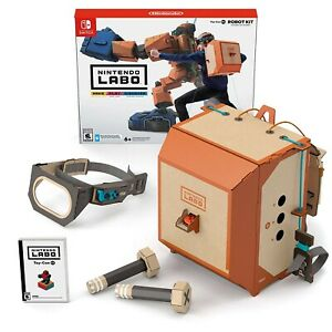 FAST-SHIPPING-Nintendo-Labo-Toy-Con-2-Robot-Kit-Nintendo-Switch