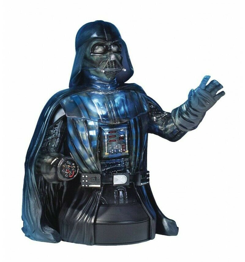 Gentle Giant Star Wars Episode VI Büste 1 6 Darth Vader Emperor's Wrath 17 CM