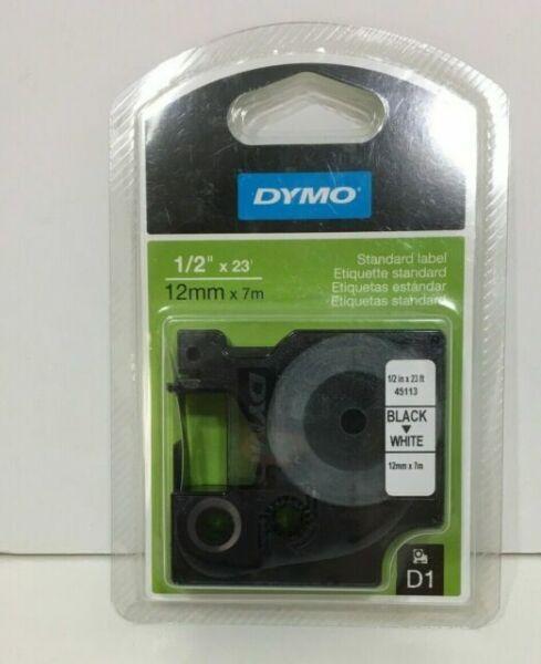 Dymo D1 Label Cassette 45113