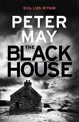 1 of 1 - The Blackhouse by Peter May Medium Paperback 20% Bulk Book Discount