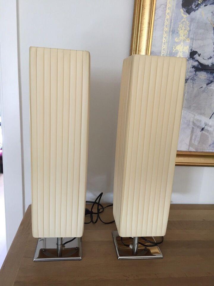 Anden bordlampe, Kare Design
