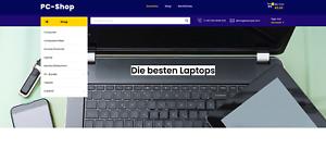 Webshop-PC-und-Laptop-Wordpress-Amazon-Affiliate-874-Artikel-NEU
