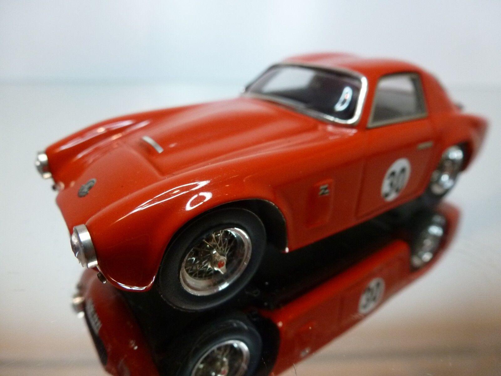 RIALTO MODELS AC BRISTOL ZAGATO  1959  30 - rouge 1 43 - EXCELLENT 13  acheter des rabais