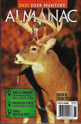 Deer Activity Calendar 2021 Pictures