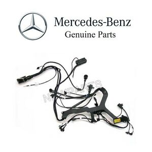 Terrific For Mercedes W202 C220 1994 1995 Engine Wiring Harness Genuine 202 Wiring Digital Resources Tziciprontobusorg