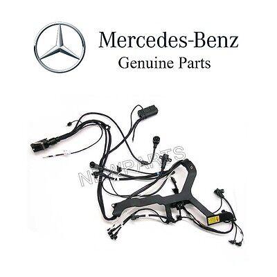 For Mercedes W202 C220 1994-1995 Engine Wiring Harness Genuine 202 540 38  32 | eBayeBay
