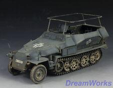 Award Winner Built AFV 1:35 Sd.Kfz.251/17 Ausf.C Command Vechicle +PE +Resin