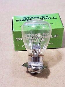 STANLEY-Headlight-Bulb-12v-35W-Snowmobile-Rupp-Skiroule-J35-A7043-01-157L-635J