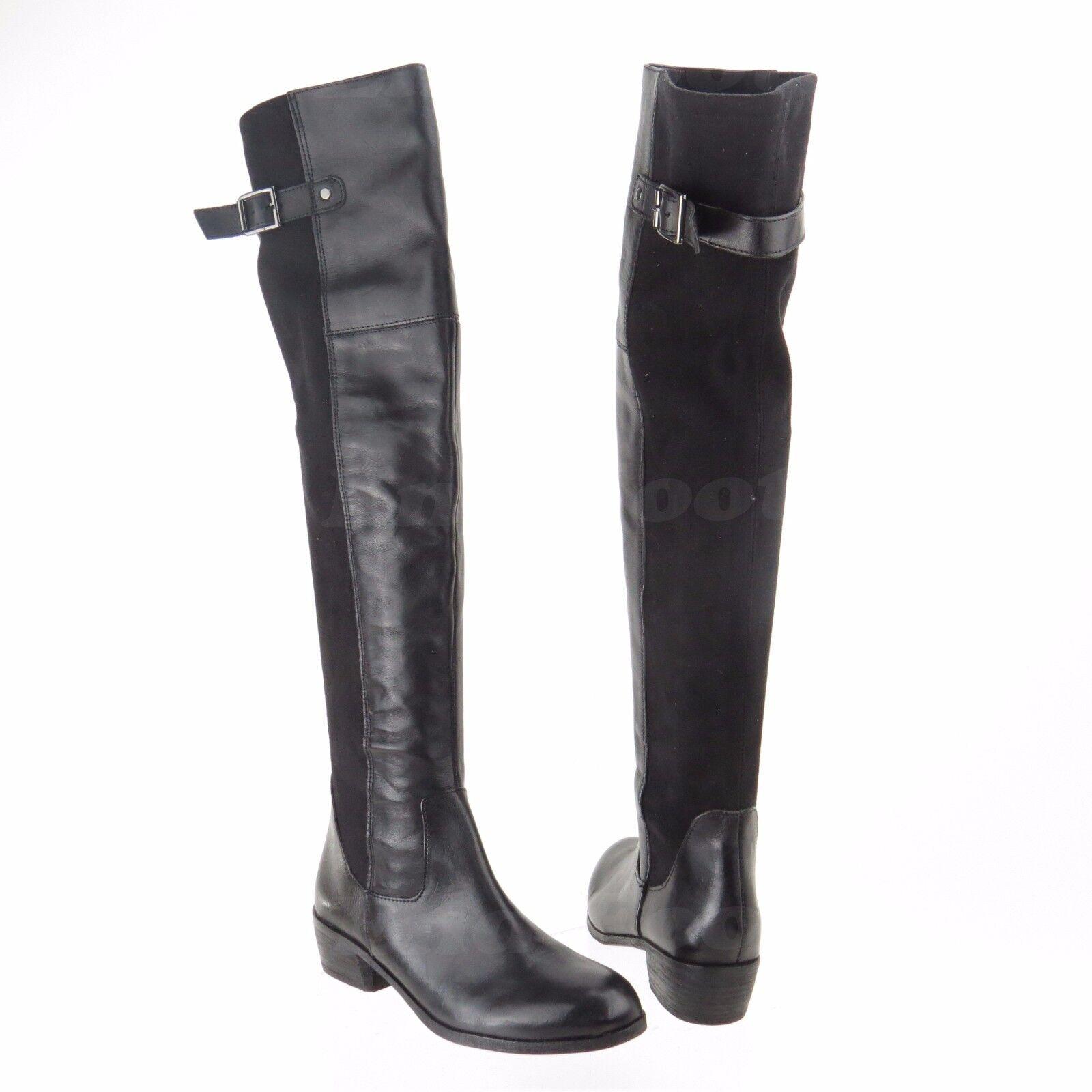 prezzo ragionevole Sam Edelman Jacob Jacob Jacob Donna  scarpe nero Leather Stretch Tall stivali Sz 6 M NEW  275  edizione limitata a caldo