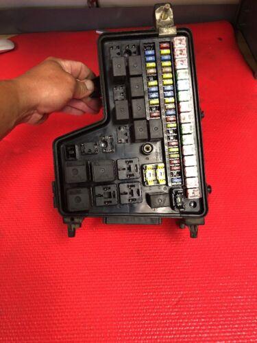 DODGE RAM 1500 TIPM TOTALLY INTEGRATED POWER MODULE FUSE BOX 5026034AA # 1387