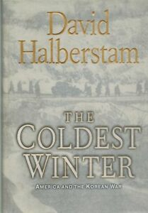The-Coldest-Winter-America-and-the-Korean-War-2007-1st-Edition-HC-BOOK