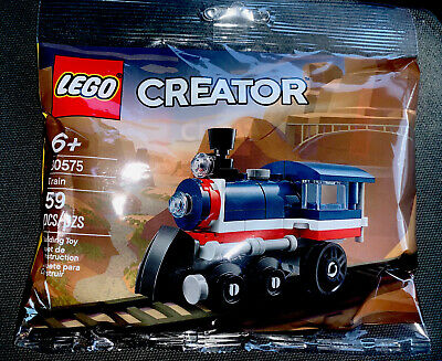 LEGO 30575 Creator Train Poly Bag Ready to Ship