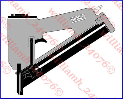 LB5004 Finish Nailer O-ring Kit For Senco SN1 SNI Senco-Matic