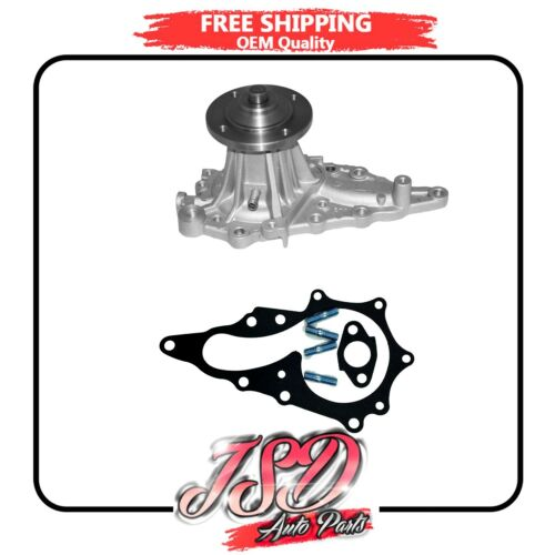 New Water Pump W// Gasket Bolts for Toyota Supra Lexus SC300 GS300 3.0L N//A P1002