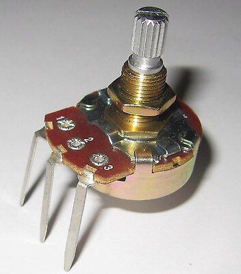 Steren 10K Ohm 1//2W Logarithmic Potentiometer