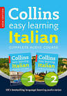 Easy Learning Italian Audio Course: Language Learning the Easy Way with Collins by Collins Dictionaries (CD-Audio, 2013)