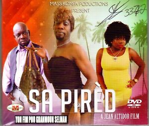 Sa Pired Haitian Comedy Dvd Movie Rated R Darkhumor Comedy Parody