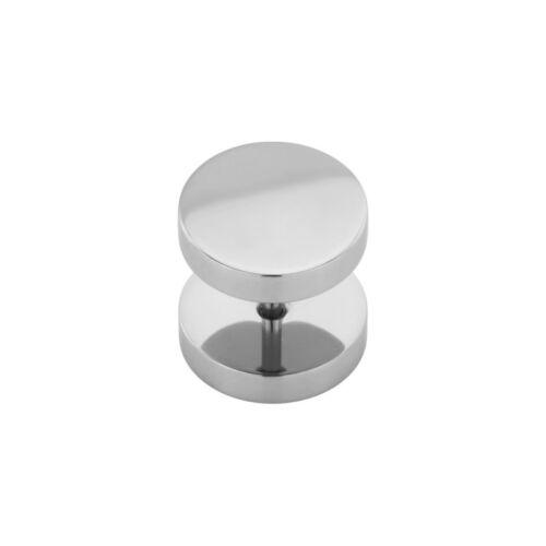 Supernova Concept Piercing Fake Plug Ohrring Stecker  Flesh Tunnel Stahl 316 L
