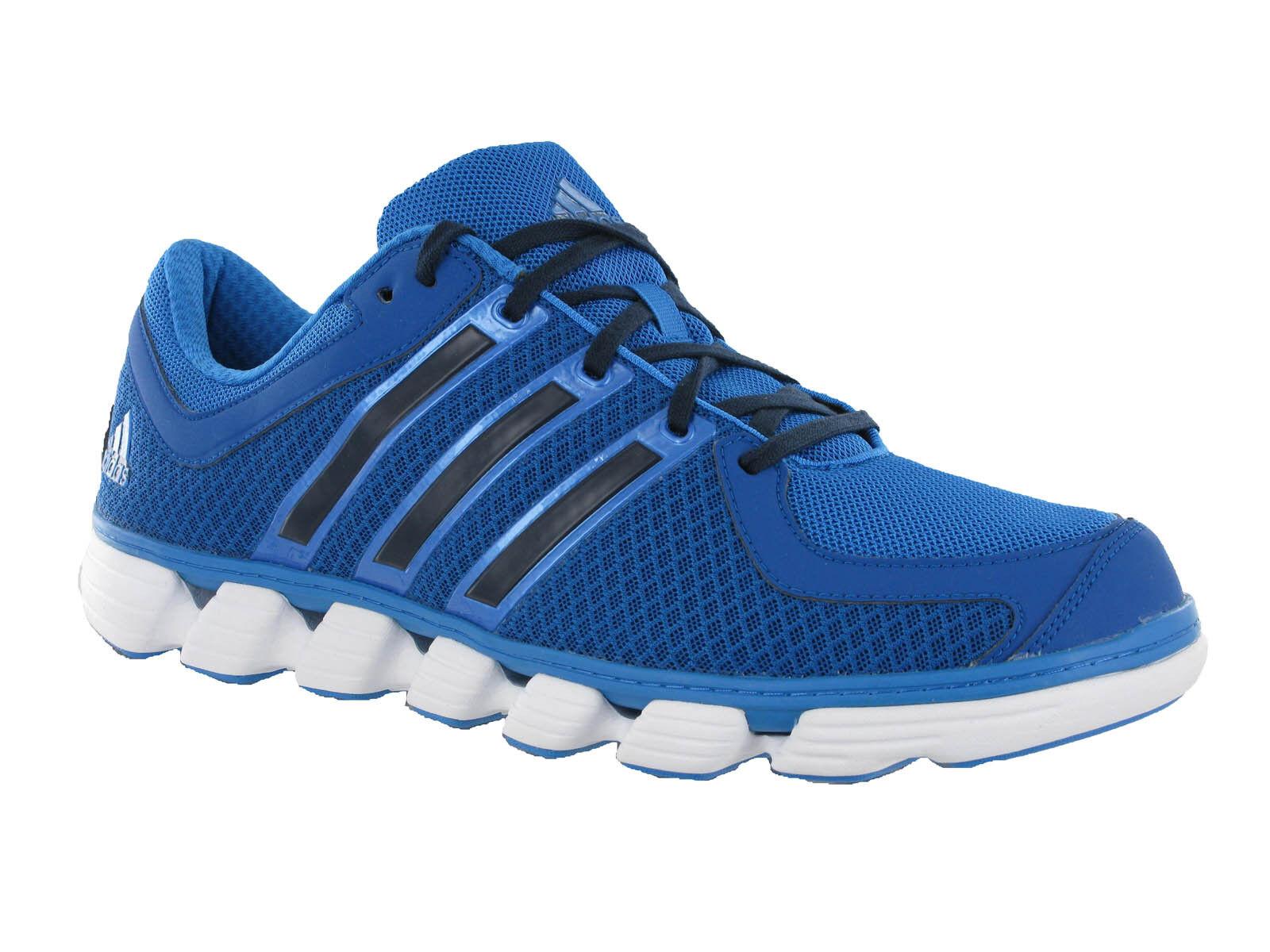 Adidas flüssigkeit rs licht blaue mesh spitzen sport joggen mens licht rs trainer läuft c8d701