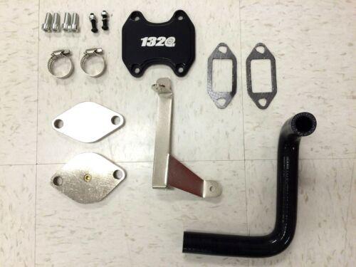 07-09 Dodge Ram 6.7L Diesel 2500 3500 EGR Valve Cooler Delete Kit