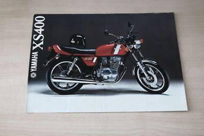194243 Anleitungen & Handbücher Yamaha Xs 400 Prospekt 01/1979 Good Companions For Children As Well As Adults