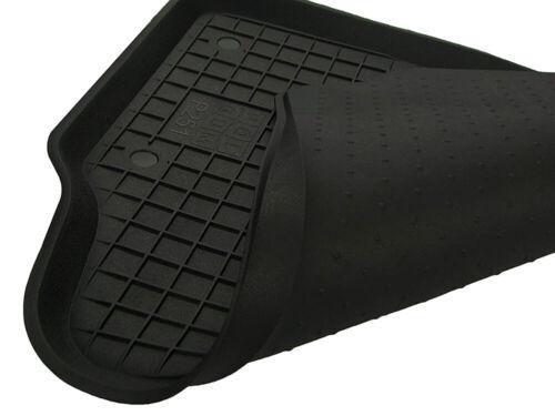 Gummi-Fußmatten für Citroën  C4 I Citroën  C4 II  hohe Rand gute Qualität!