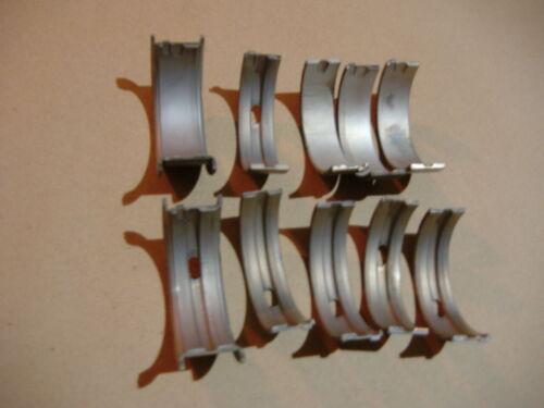 VW Jetta Rabbit main bearing set 75-92 yr  056198451 Abr  STD VW fox scirocco