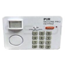Nuevo Movimiento Inalámbrico Pir Sensor De Teclado De Alarma De Seguridad Con Botón De Pánico