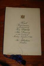 ROYAL COMMAND PERFORMANCE PROGRAMME 1964 ~ LENA HORNE CLIFF RICHARD THE SHADOWS