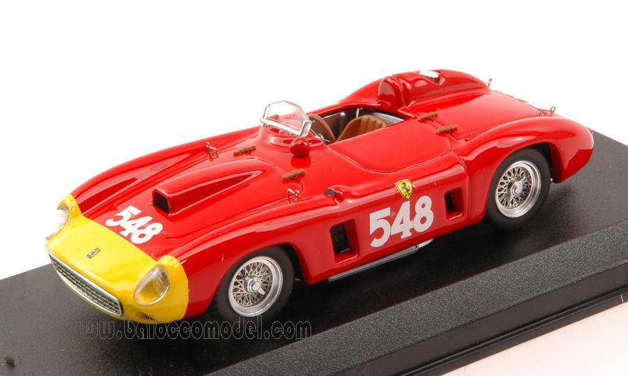 Ferrari 290 MM  549 Winner Mille Miglia 1956 E. Castellotti 1 43 Model 0335