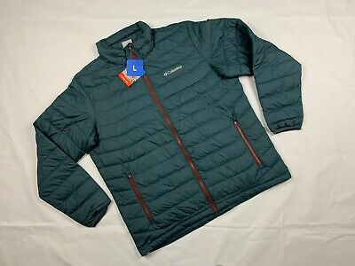 NWT Columbia Oyanta Trail Thermal Coil Insulated Jacket ...