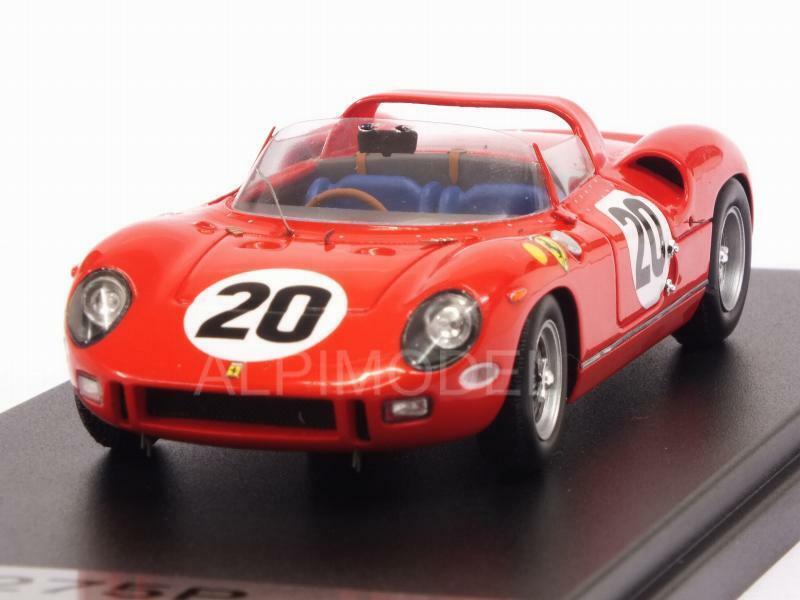 Ferrari 275P Winner  Le Mans 1964 Vacvoitureella - Guichet 1 43 LOOKintelligent LSLM050  nouveau style