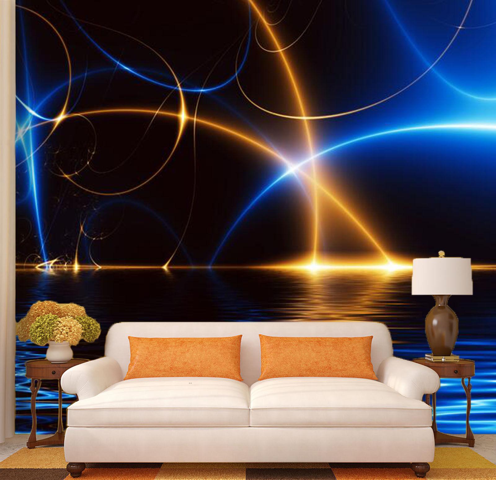 3D Simple Light Painting 2791 Wall Paper Wall Print Decal Wall AJ WALLPAPER CA