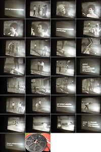 16-mm-Film-1970-Jahre-Sportfilm-Sport-mit-Blinden-Sehgeschaedigten-Antique-Movie