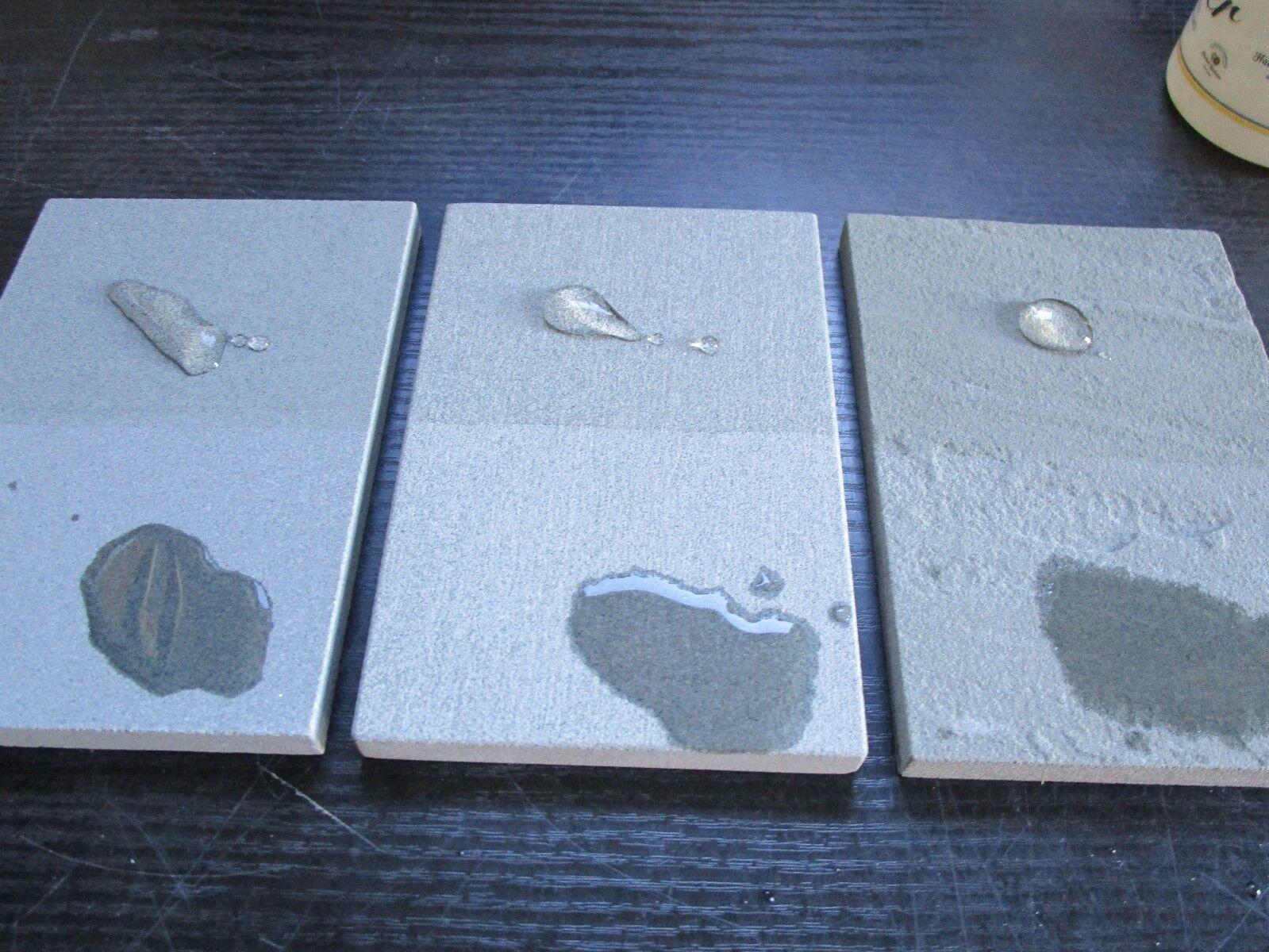 Lösungsmittelfreie Imprägnierung für Natur- u Betonstein, Klinker, Pflaster