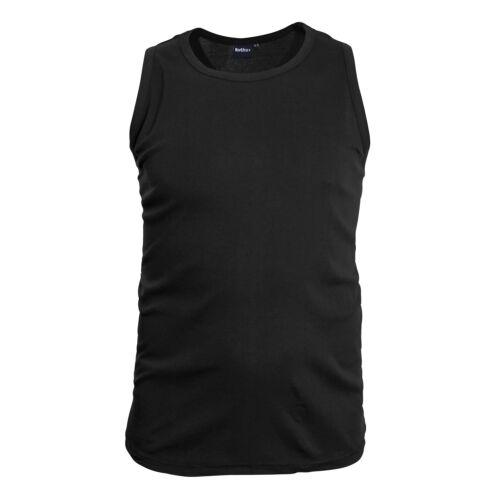 Sin mangas bajo camisa para caballeros de North 56 ° 4 en tamaño sobre hasta 8xl