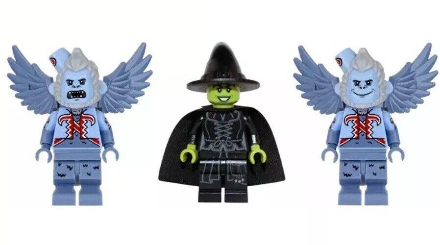 Lego Batman película Volando monos & malvada bruja 70917 Minifiguras Mago de Oz