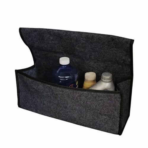 Car Boot Tidy Bag Storage Box Collapsible Trunk Organiser Travel Holder Case UK